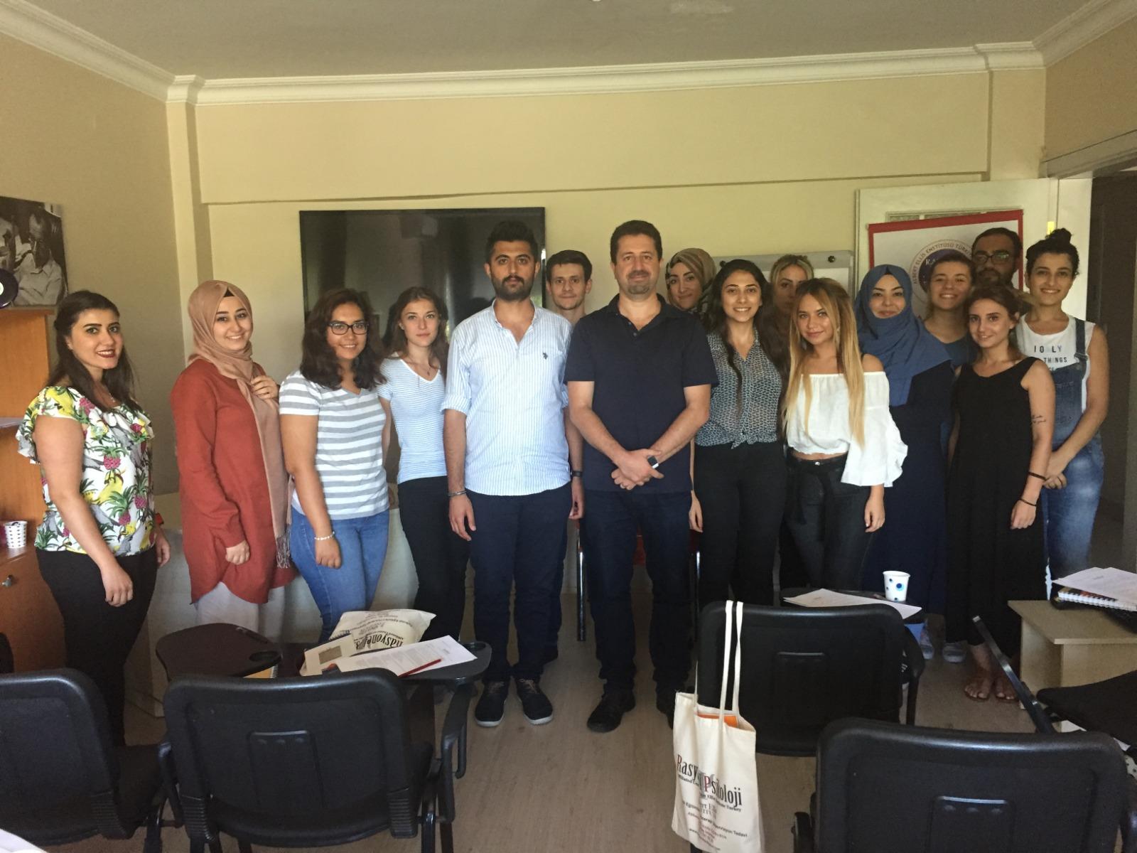 BDT Eğitimi. Dr.Murat Kaan Artıran